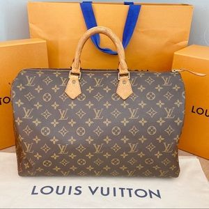 💎✨SPEEDY 40✨💎 Authentic Louis Vuitton Hand Bag!